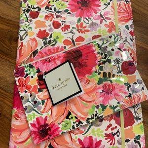 Kate Spade Delia Notebook and Pencil Case